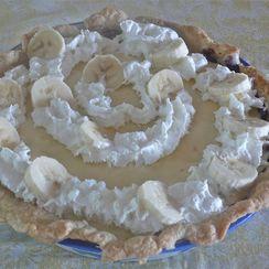 Chocolata Banana Jamma Cream Pie