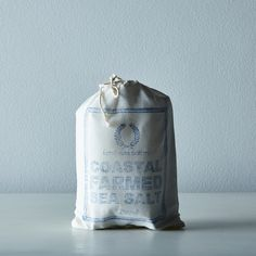 Coastal Farmed Sea Salt, 1lb