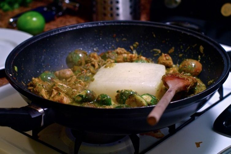 Caramelized Leek  Chicken Curry Recipe on Food52