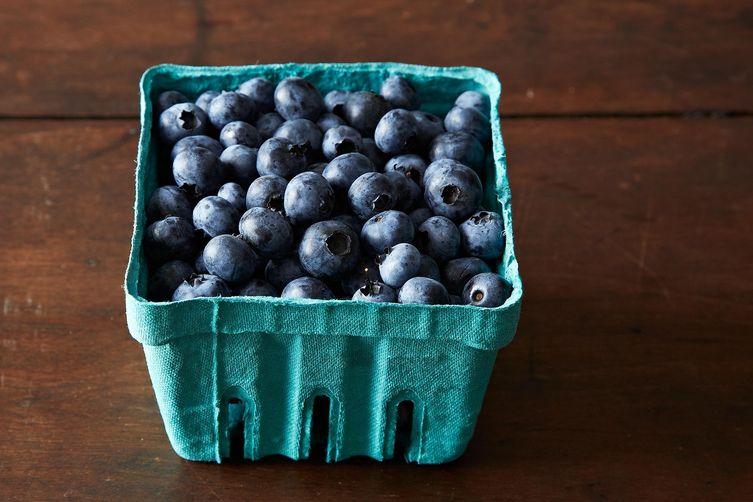 Blueberry Fool with Yogurt