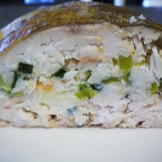 Julie's Almost Famous Stuffed Fish