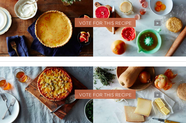 Finalists: Your Best Tart
