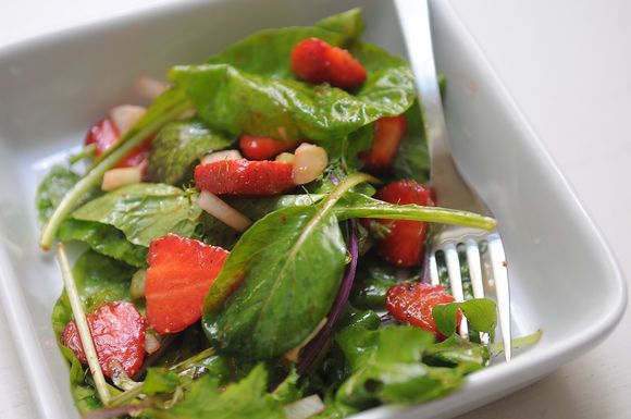 Stawberry Salad