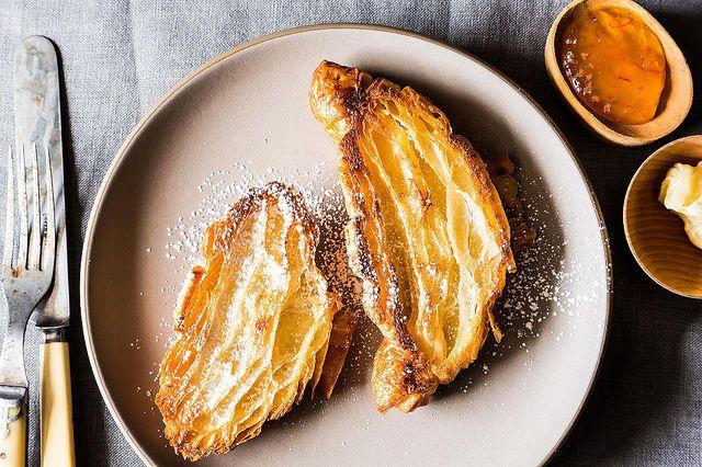 croissants a la plancha from Food52