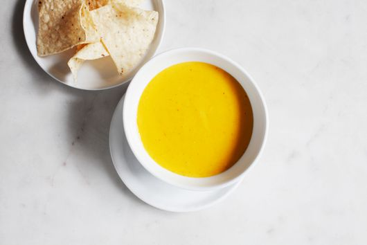 Melty, Creamy Vegan Cheese Sauce