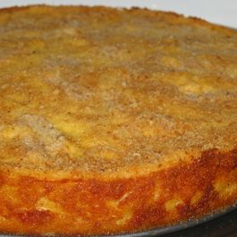 Gattó Di Patate aka Italian Potato Cake
