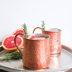 Put Grapefruit & Rosemary in Your Moscow Mule (Our Latest #f52grams Winner Taught Us How)