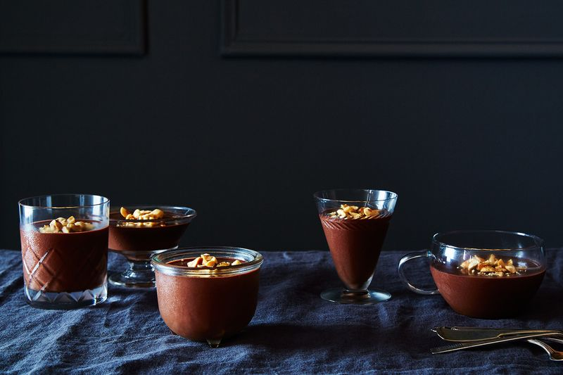 Chocolate Hazelnut Mousse For The Modern Day
