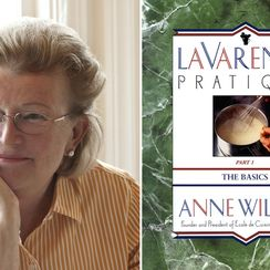 Anne Willan on La Varenne and the Folklore of Apple Peels