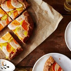 Root Vegetable Galette: Your Answer to Vegetarian Dinner Parties