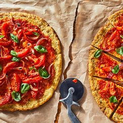 A Cauliflower Pizza So Delicious, You Won't Miss the Dough