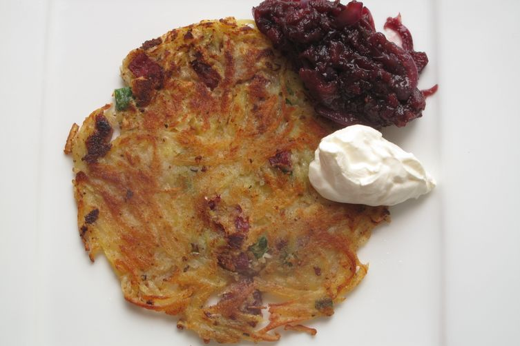 Beginner's Latkes