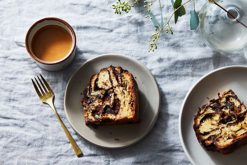 Not your ordinary brioche OR babka.