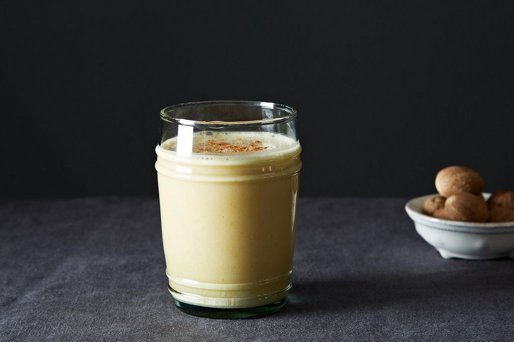 Eggnog from Food52