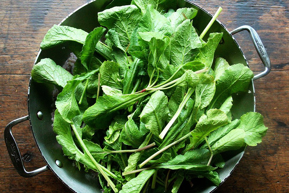 Radish Greens on Food52