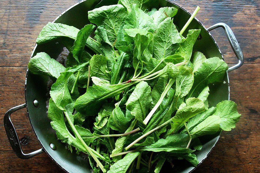 Radish Greens on Food52