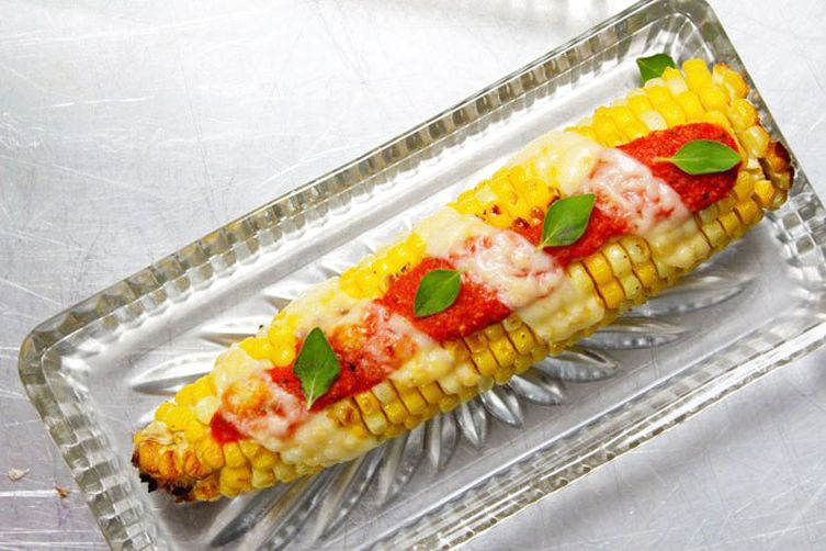 A Piece-a Pizza Corn!