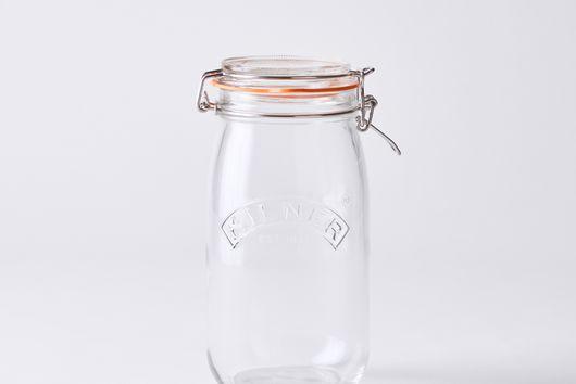 Kilner Clip Top Jars