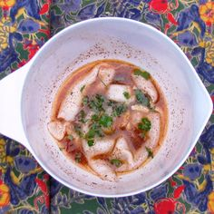 Grilled Colima Calamari