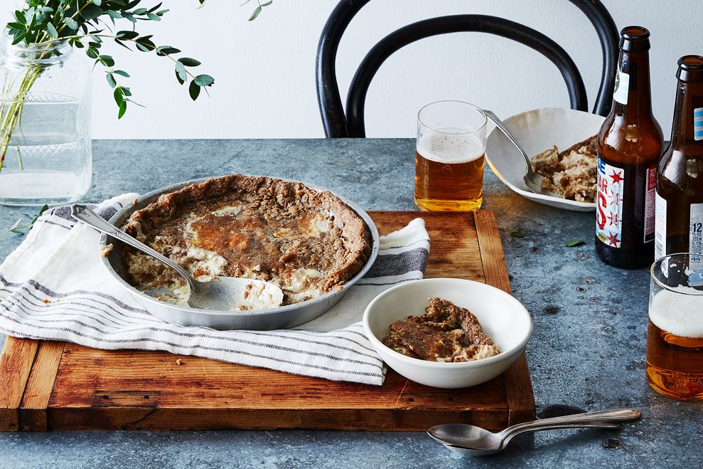How To Make Chesapeake Oyster Pie