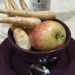 5 Star Parsnip Apple Soup