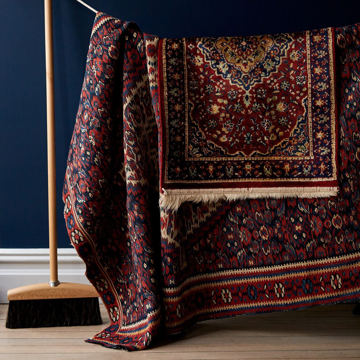 How To Care For Clean A Wool Rug So It Lasts And Lasts
