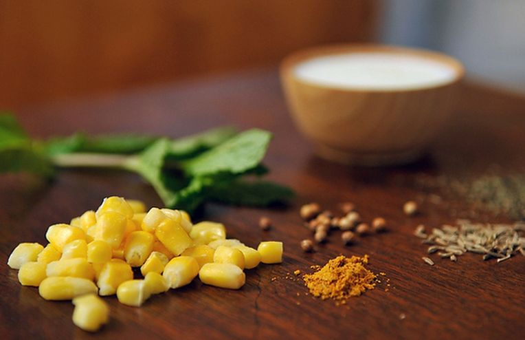 A Corn Soup For, Yes, Late Winter