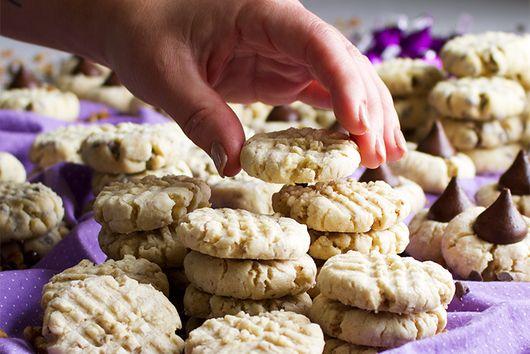 Three delicious ways to make pecan sand tarts