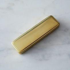Japanese All-Brass Pen Case