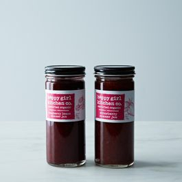 Raspberry Lemon & Strawberry Jam Duo