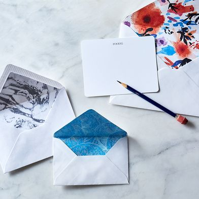 Turn Any Letter into a Love Note With DIY Envelope Liners