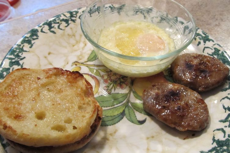 Parmesan Eggs