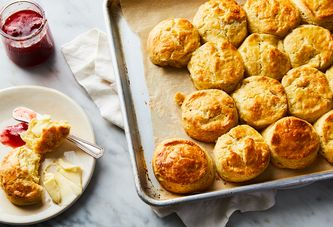 The 2 Ingredients to Take Your Biscuits Over the Top