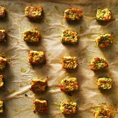 Cheesy, Crispy Broccoli Tots Grown-ups & Kids Will Devour