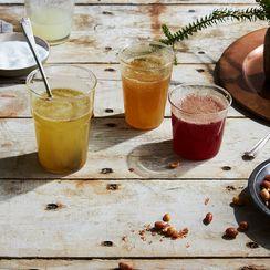 Masala Soda (Lime, Whiskey, Blackcurrant, Etc.)