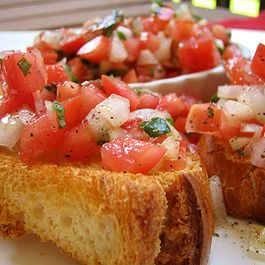 Bruschetta by Kelly
