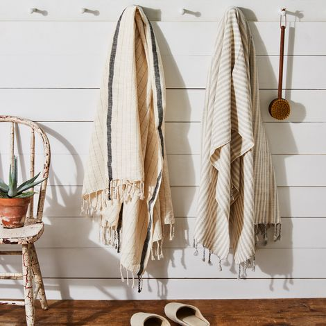 Handwoven Turkish Beach Towel