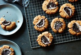 This Peanut Butter Cookie Has A Refreshing Secret