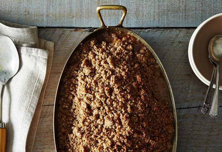Vegan Apple Crisp