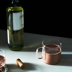 "My Quest to Find Out If White Wine Hot Chocolate Is a ""Thing"""