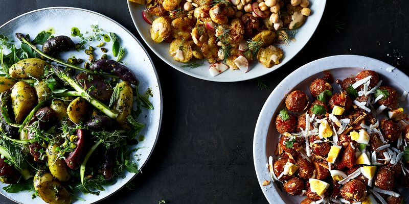 Our pick-to-your-path guide to your best potato salad yet
