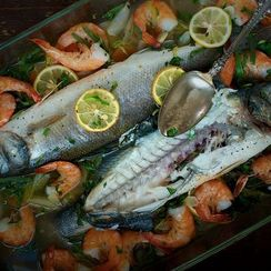 Loup de Mer (+ 5 Ways to Make Yourself a Better Cook)