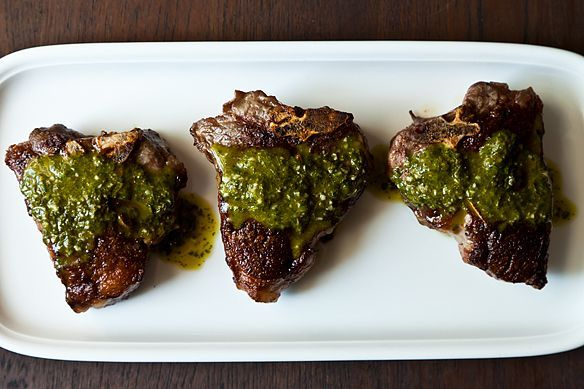 Grilled Lamb Chops on Food52