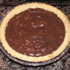 Mom's Chocolate Pie
