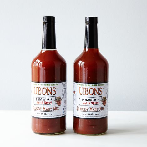 Hot & Spicy Bloody Mary Mix (2 Bottles)