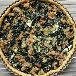 Pizza, Tarts & Quiche by Deb Roseman