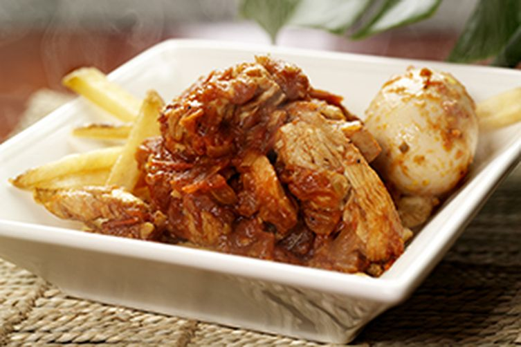 Mama's Chicken Sauté