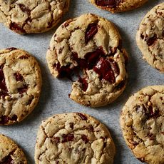 New-Fashioned Chocolate Chip Cookies With All Tahini & No Butter