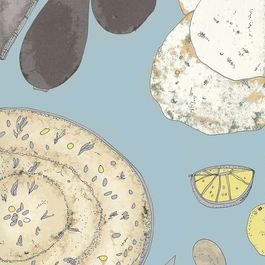 My Illustrated Recipes on Food52 by Yaansoon