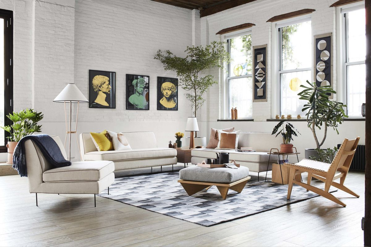 3 New Furniture Collabs at IKEA, West Elm & Madewell That Bring High ...